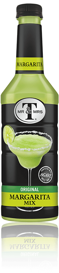 Mr & Mrs T Margarita Mix bottle