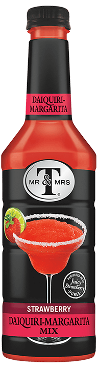 Strawberry Peach Margarita Mr Mrs T