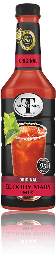 Mr & Mrs T Original Bloody Mary Mix bottle
