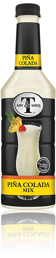Mr & Mrs T Piña Colada Mix bottle