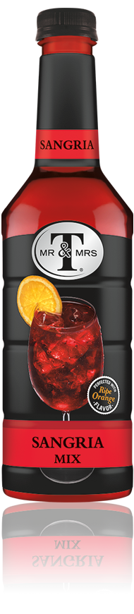 Mr & Mrs T Sangria Mix bottle