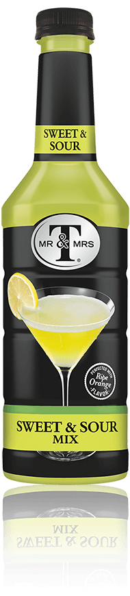 Mr & Mrs T Sweet & Sour Mix bottle